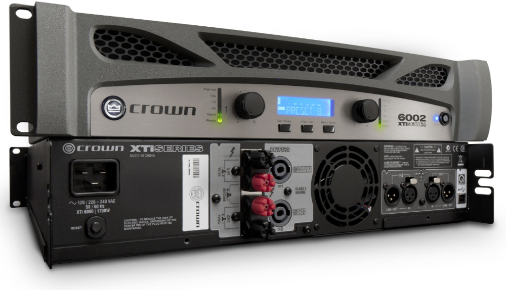 Crown XTi-6002