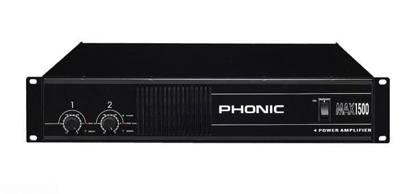 Phonic MAX-1500