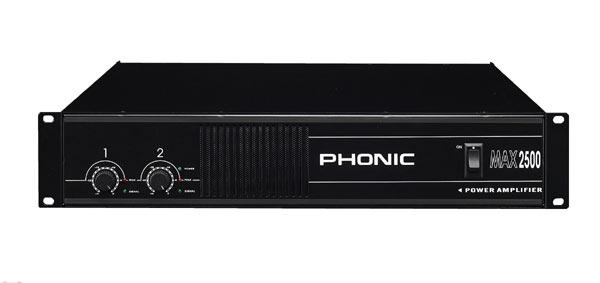 Phonic MAX-2500