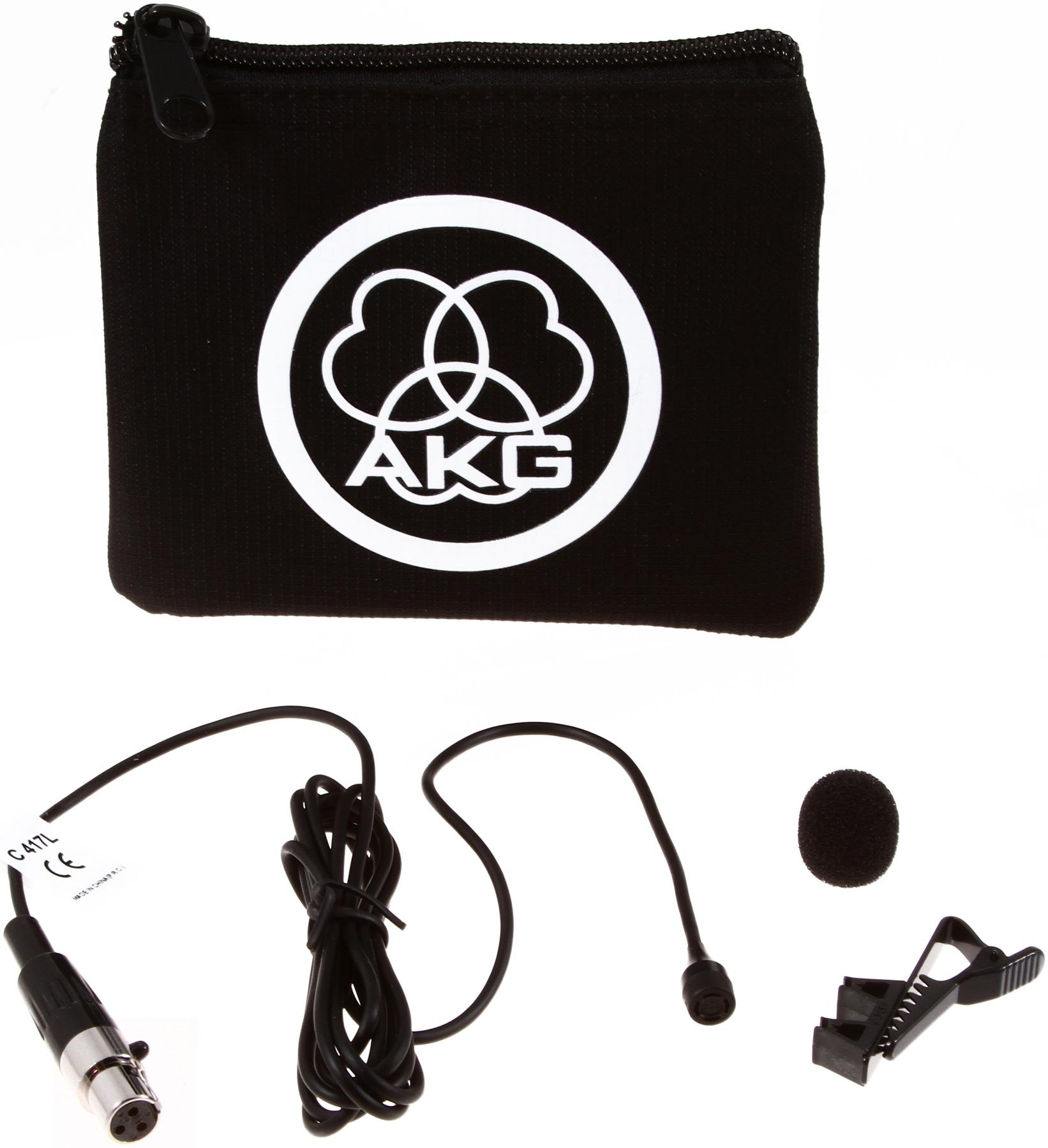 AKG C417L