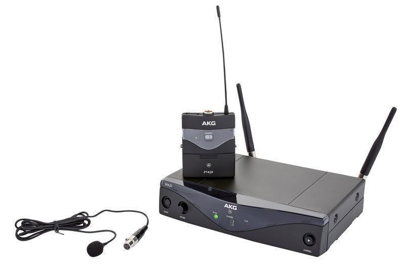 AKG WMS-420-Presenter
