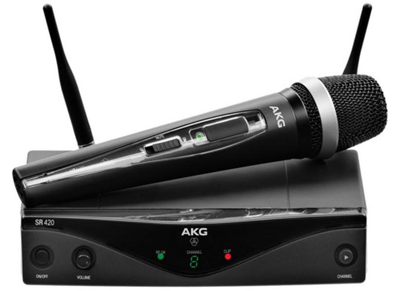 AKG WMS-420-Vocal