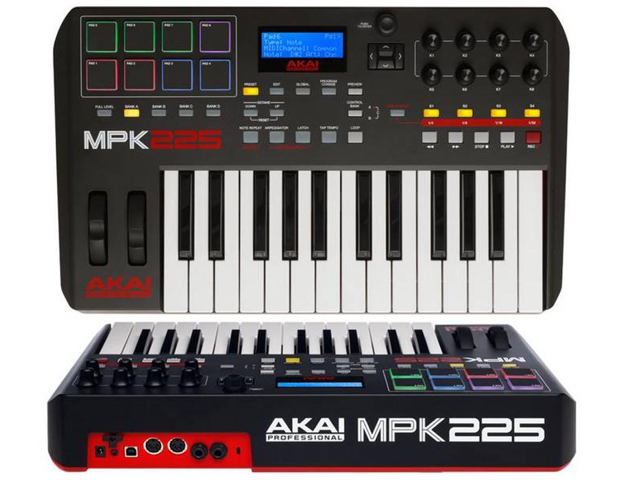 Akai Pro MPK 225