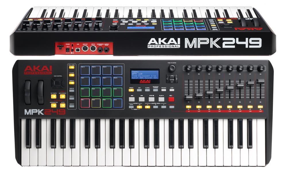 Akai Pro MPK 249