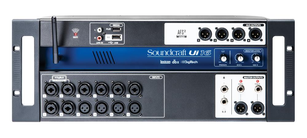 Soundcraft Ui 16EU