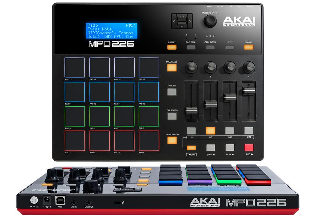 Akai Pro MPD 226
