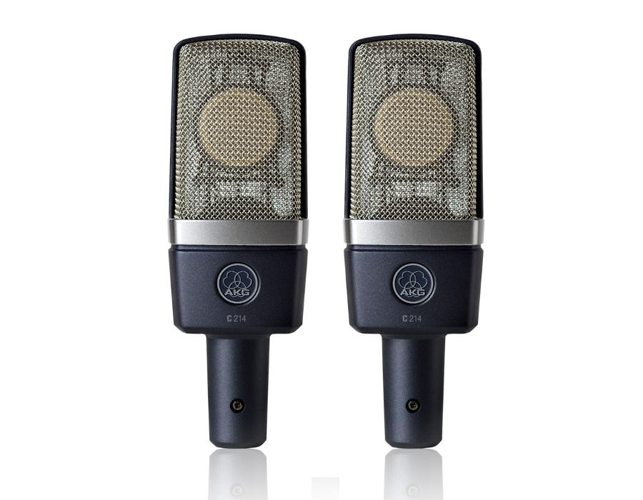 AKG C214 Stereo