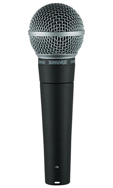 Shure SM 58-LCE