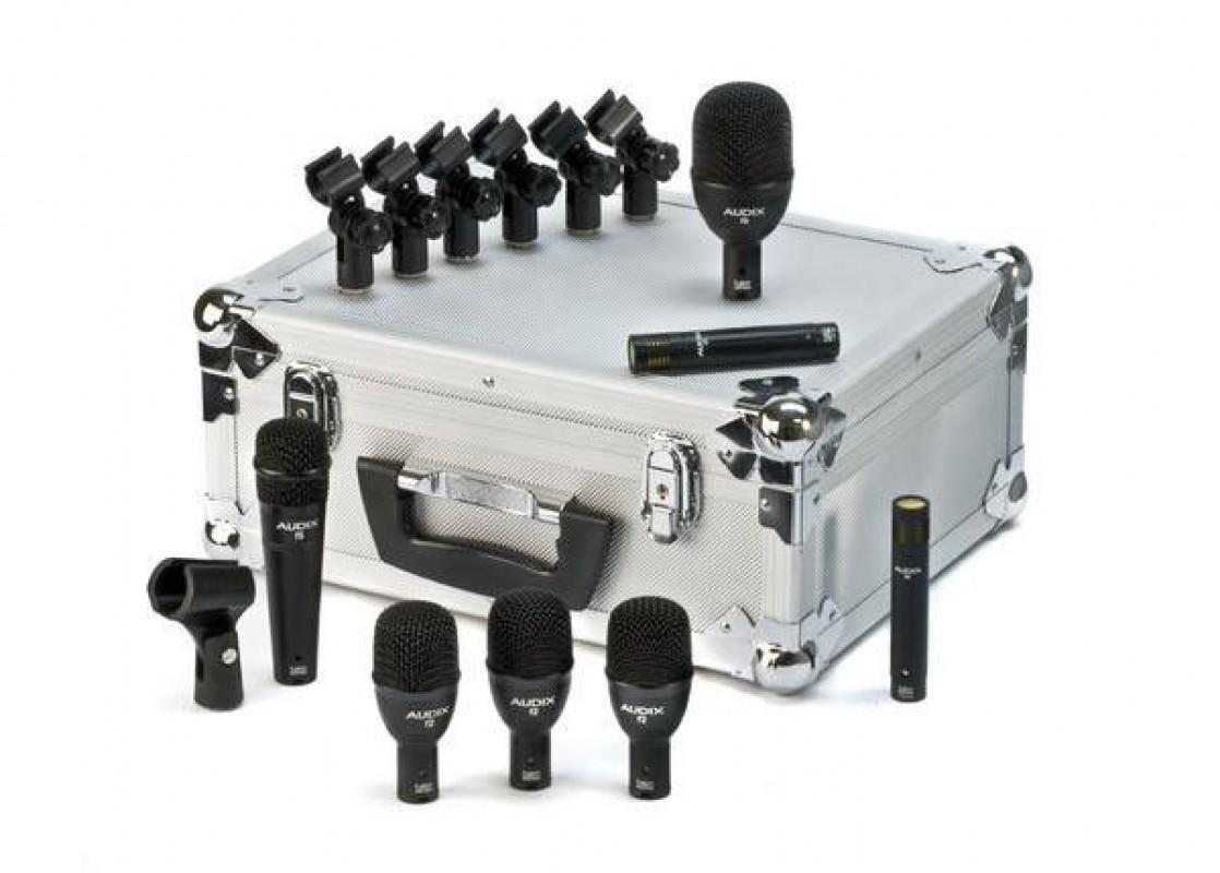 AUDIX FP7 Drum Microphone Kit