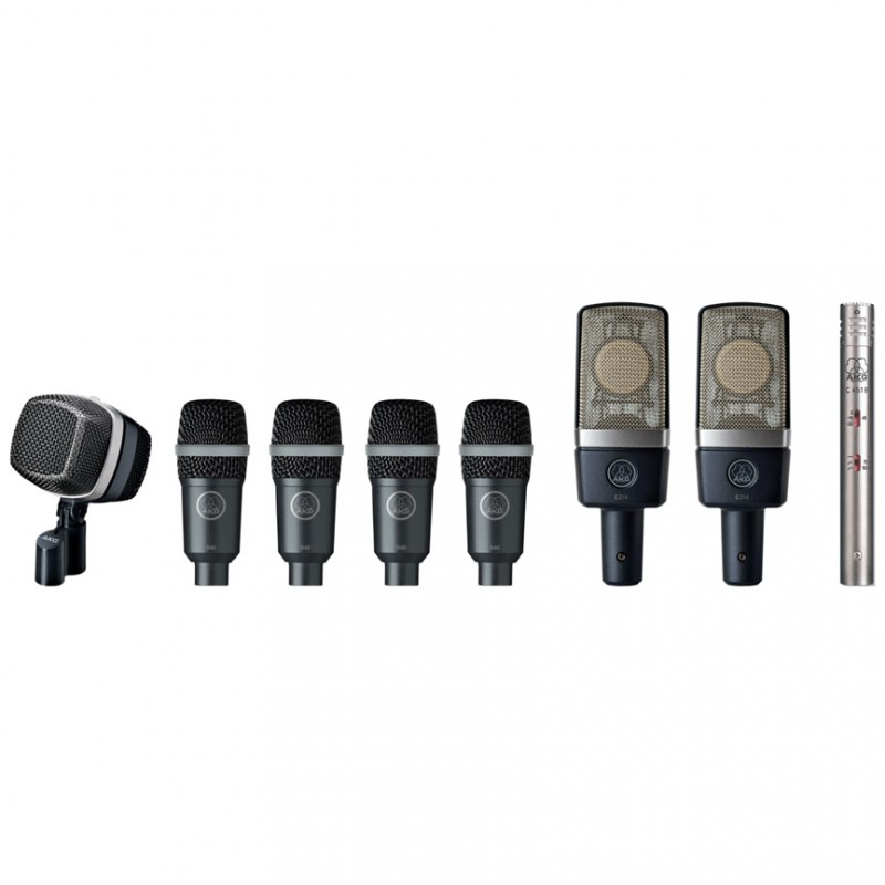 AKG Drumset Premium Pack