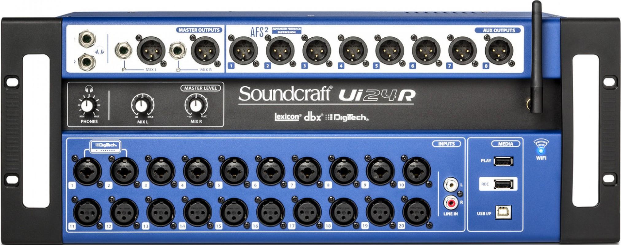 Soundcraft Ui 24R