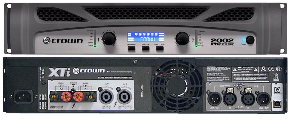 Crown XTi-2002