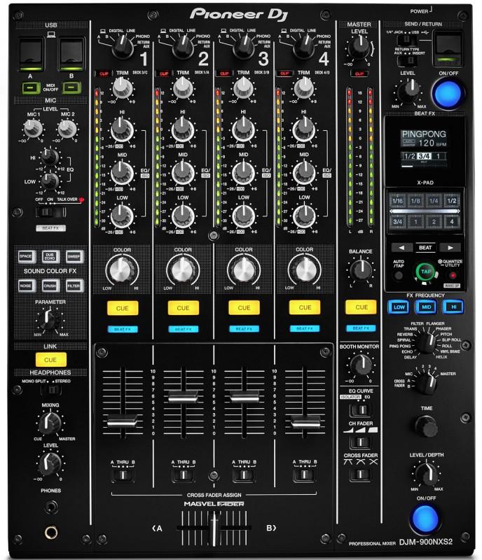 Pioneer DJ DJM-900 NXS2