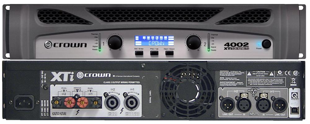 Crown XTi-4002