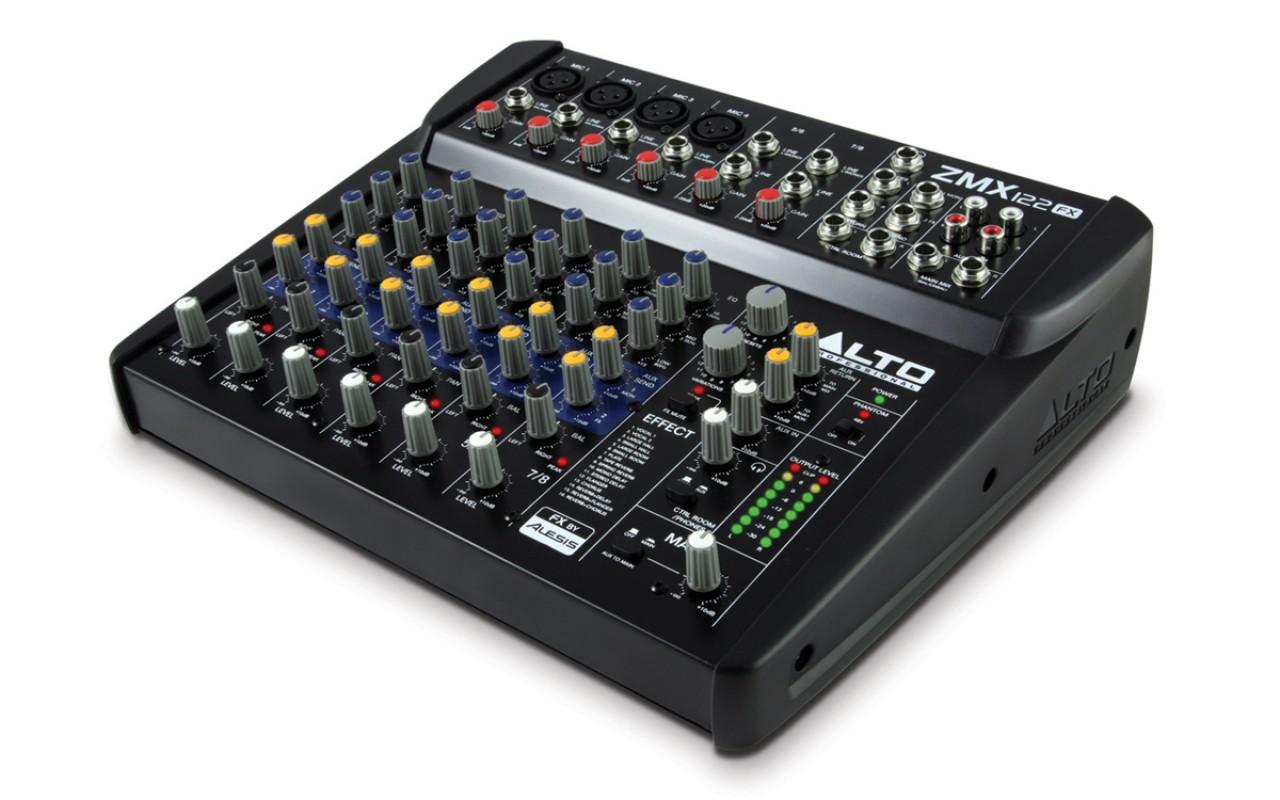 Alto Pro ZMX122FX