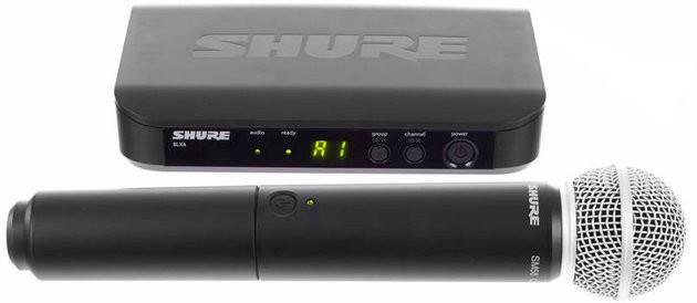 Shure BLX24E/SM58-H8E