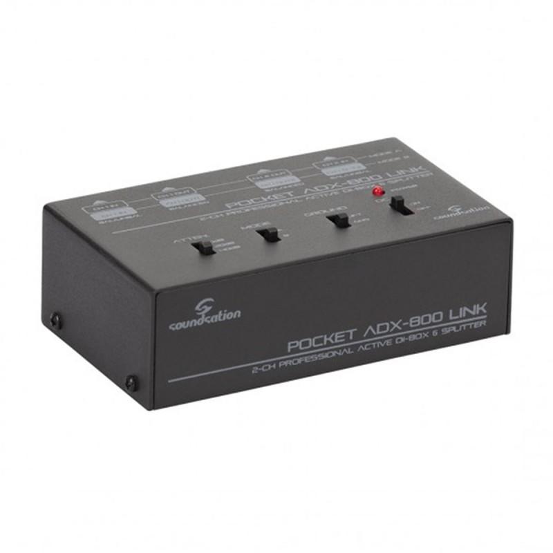 Soundsation ADX-800 Link