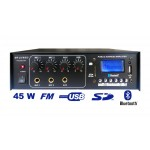 RH Sound PA450BE/MP3/FM/BT/IR