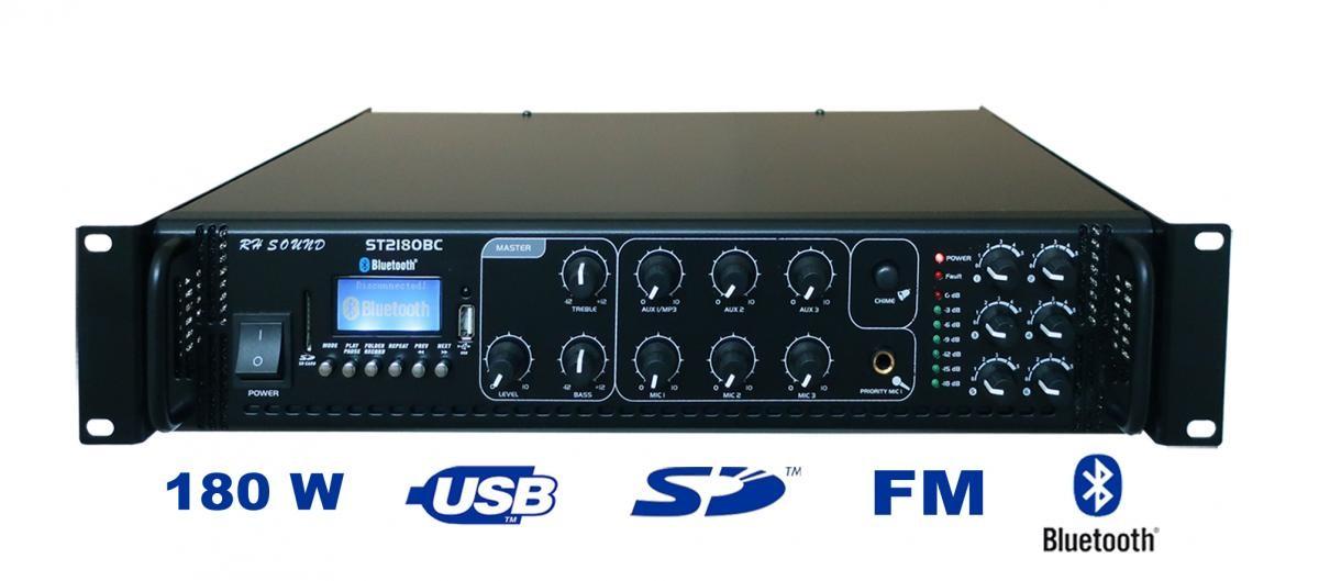 RH Sound ST2180BC/MP3+FM+IR