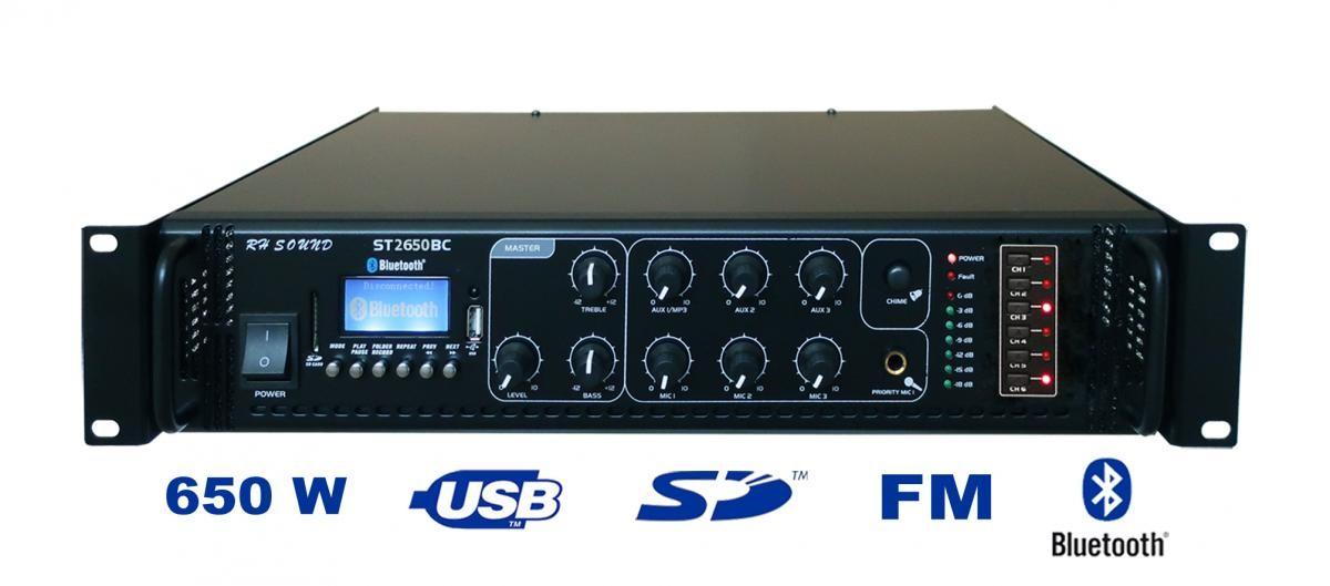 RH Sound ST2650B