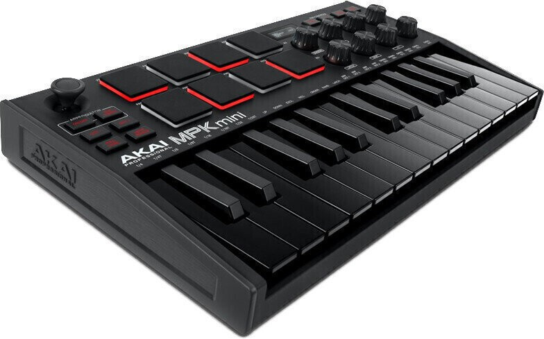 Akai Pro MPK Mini MK3 Black