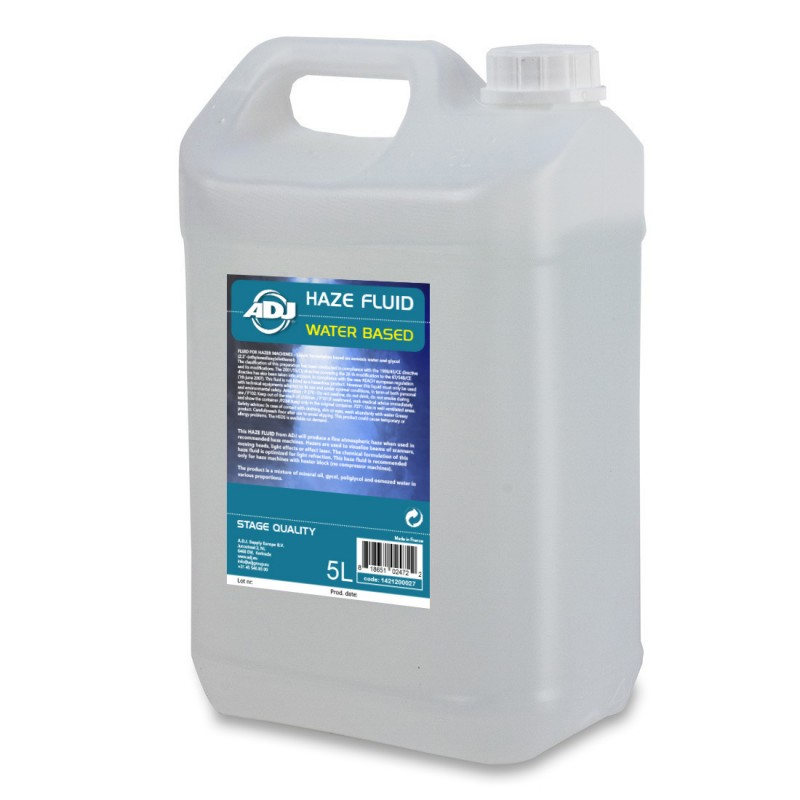 ADJ Fog Juice Haze Fluid - Water Based
