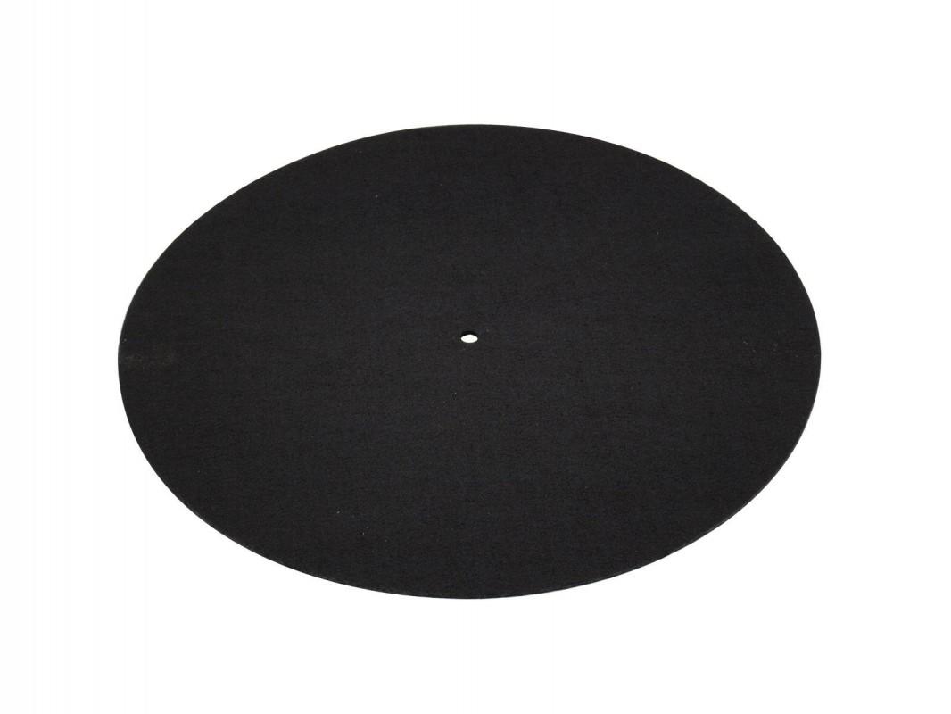 Black Slipmat