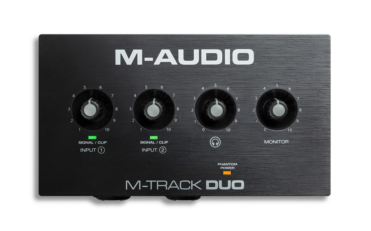 M-Audio M-Track Duo