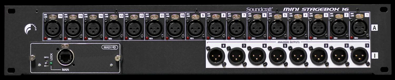 Soundcraft MSB-16R