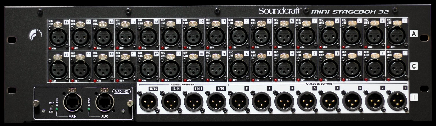 Soundcraft MSB-32R