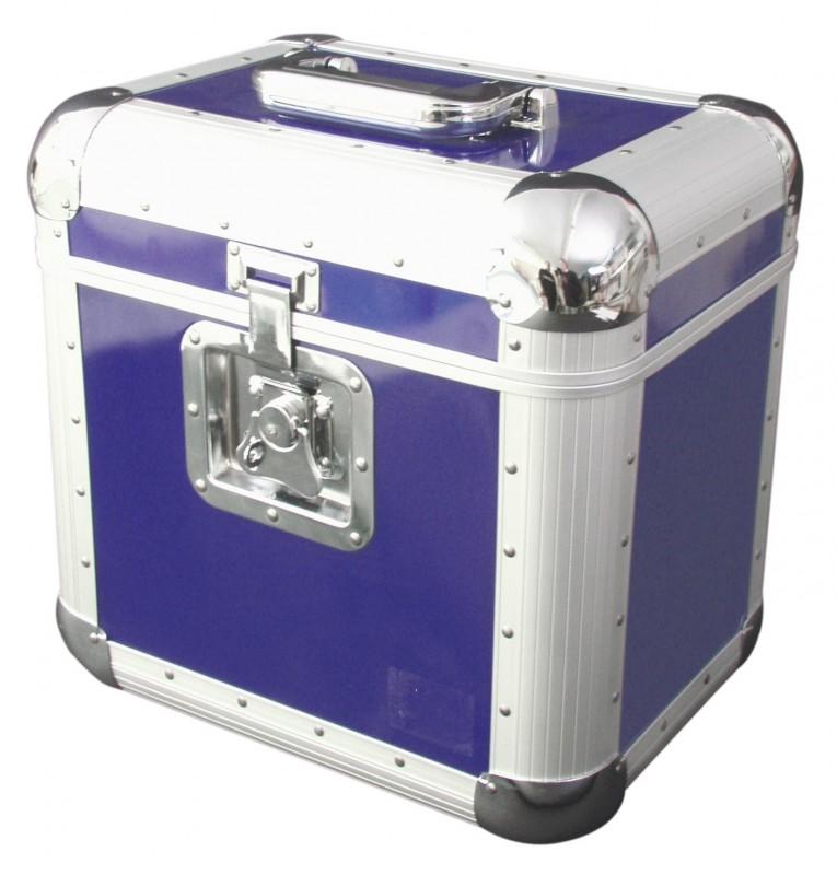 ROADINGER ALU 75/25 Record Case Blue