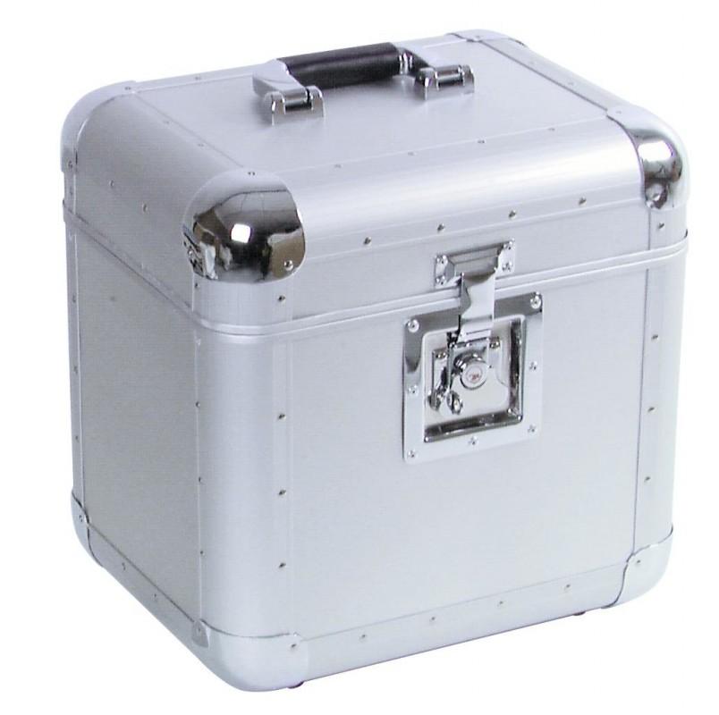 ROADINGER ALU 75/25 Record Case Silver