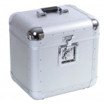 ROADINGER ALU 75/25 Record Case Silver