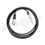 Accu Cable NagyJack-Papa XLR 3m