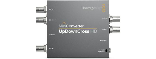 Blackmagic Up-Down-Cross-Hd Mini converter