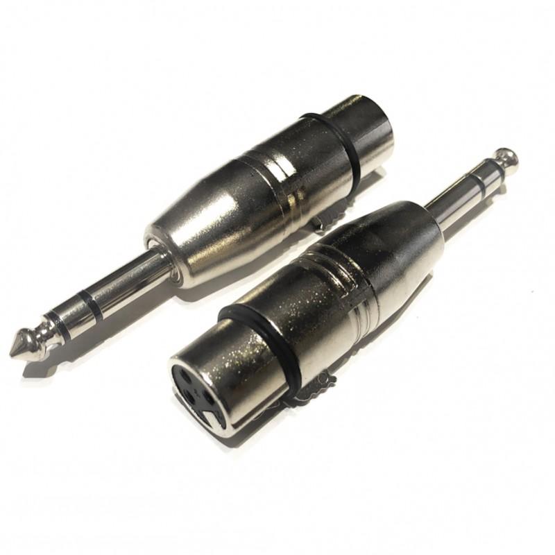 Jack-XLR mama adapter