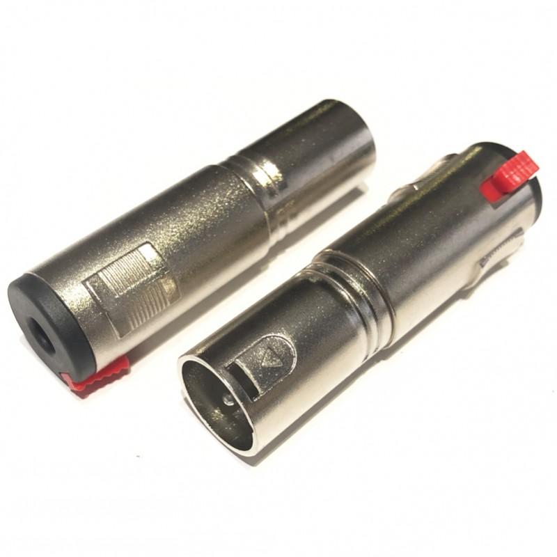 XLR papa-Jack aljzat adapter