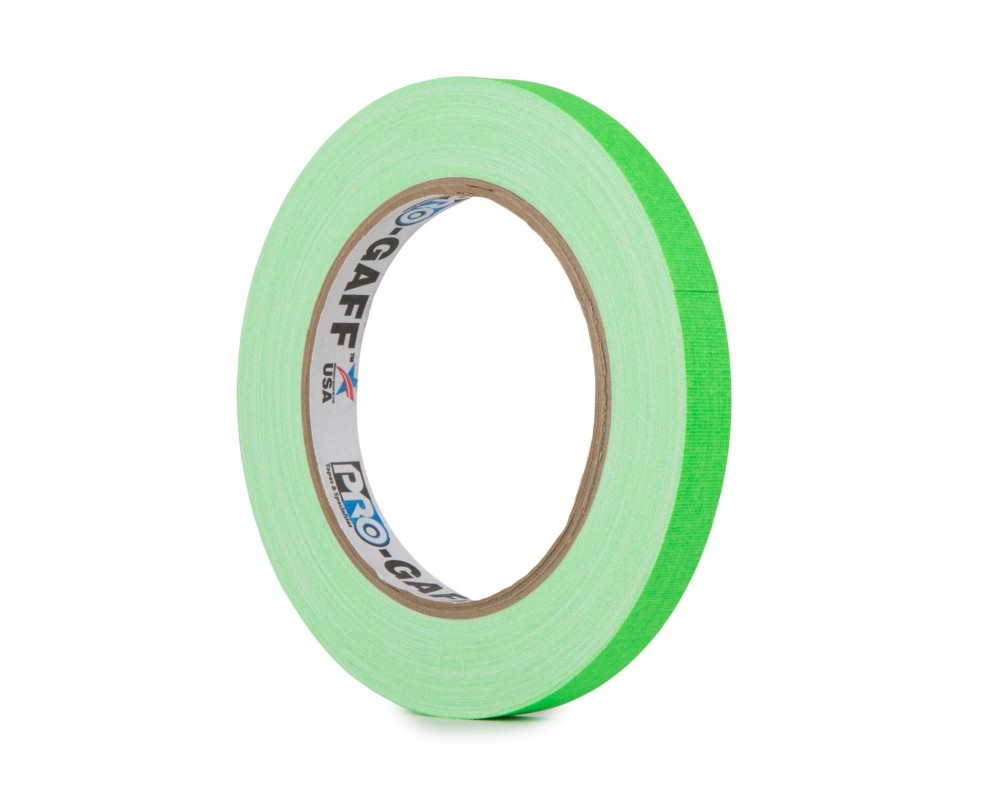 MagTape Pro Gaff Fluorescent 12 Green