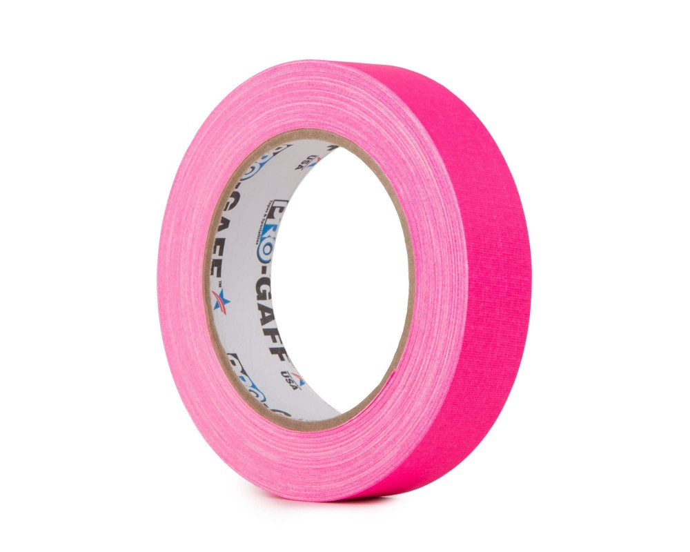 MagTape Pro Gaff Fluorescent 25 Pink