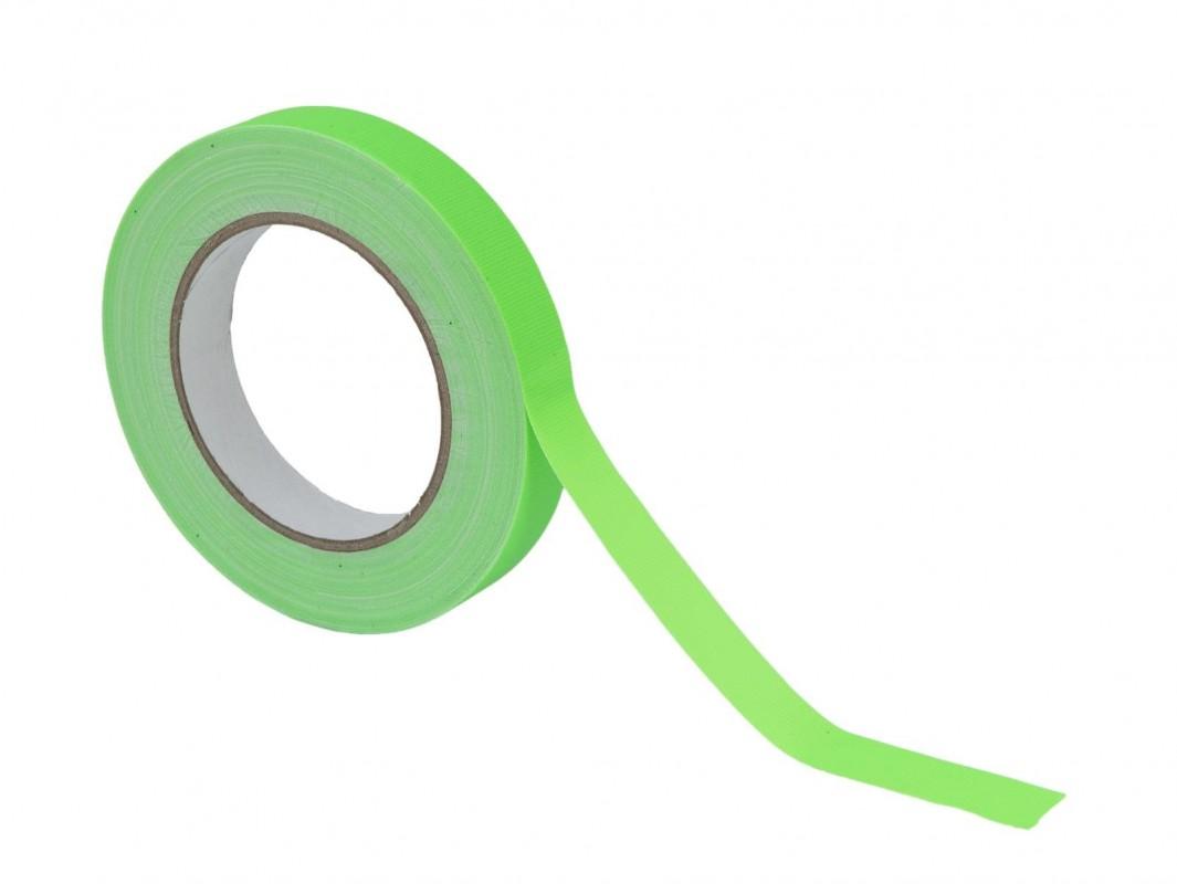 Gaffa UV-Active Tape 19 Green