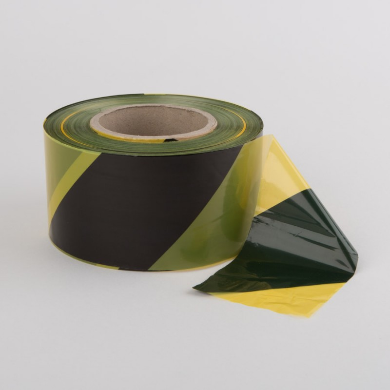 MagTape Barrier Tape 500 Yellow/Black