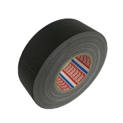 TESA Matt gaffer tape black