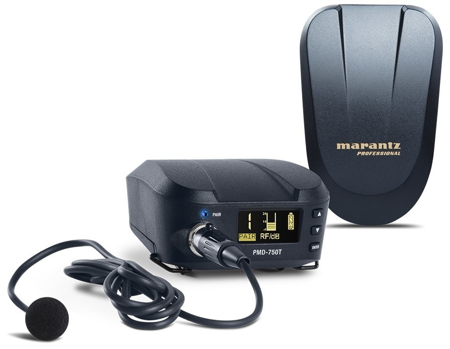 Marantz Pro PMD 750