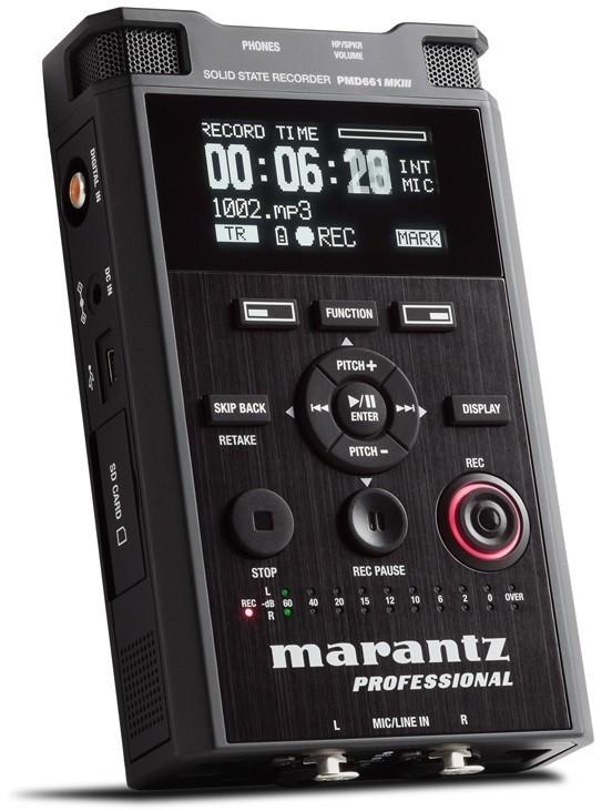 Marantz Pro PMD 661 MKIII