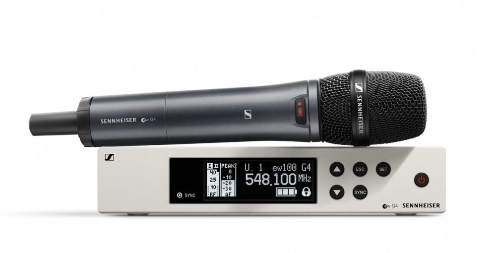 Sennheiser EW 100 G4-865-S-1G8