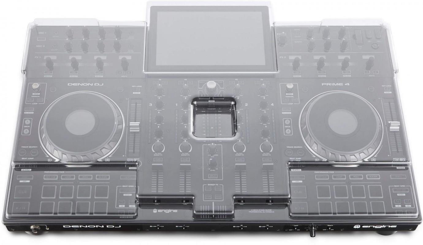 Decksaver Denon DJ Prime4 Cover