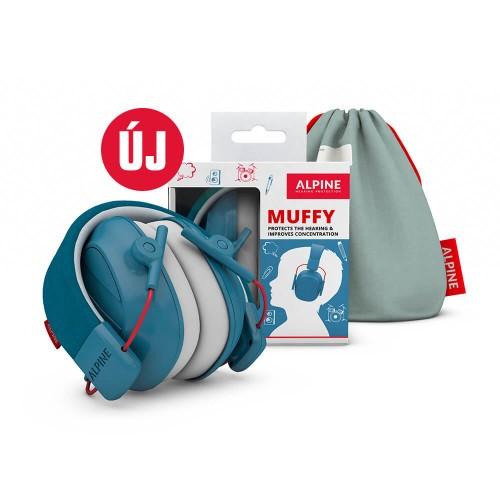 Alpine Muffy Kék