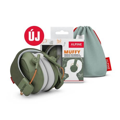 Alpine Muffy Zöld