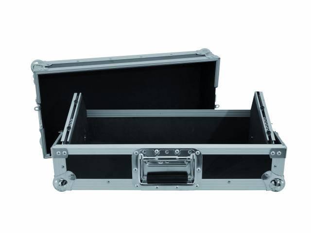 Flightcases DMX/Mixer 4HE 19