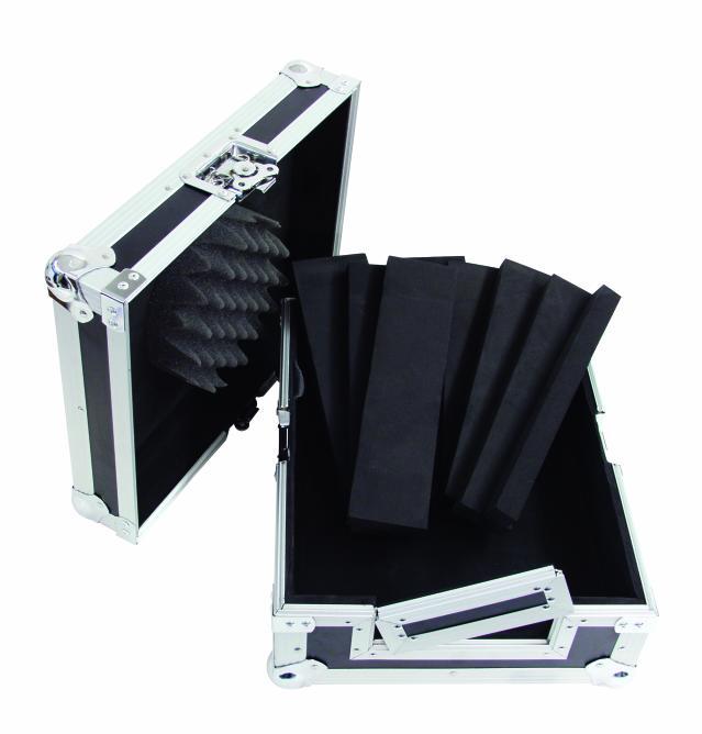 Flightcases CD player / mixer case